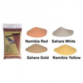 Lucky Reptile Sahara White - bílý 25 kg