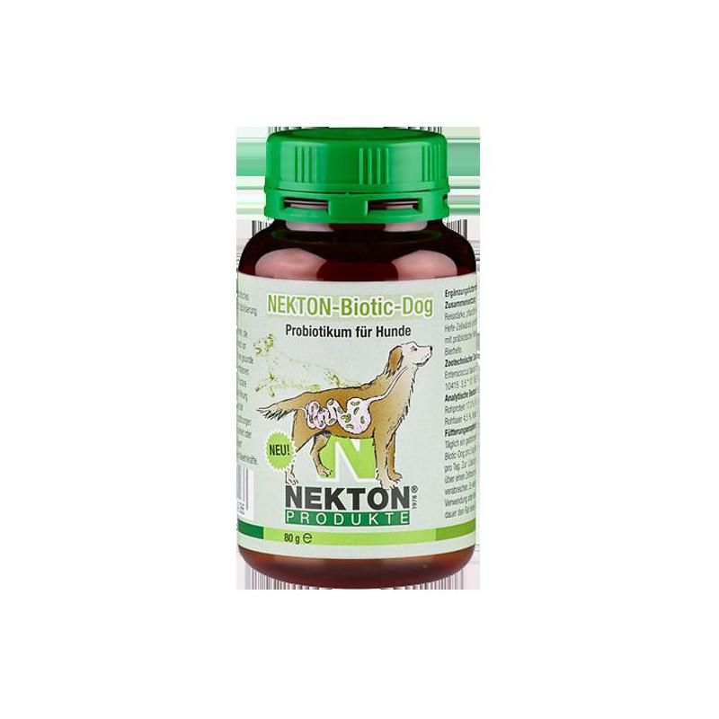 Nekton Biotic Dog 80g
