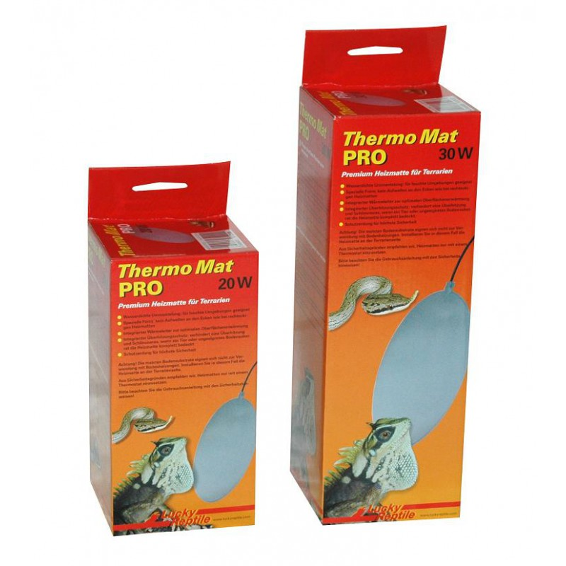Lucky Reptile Thermo Mat PRO 10W 25x15 cm