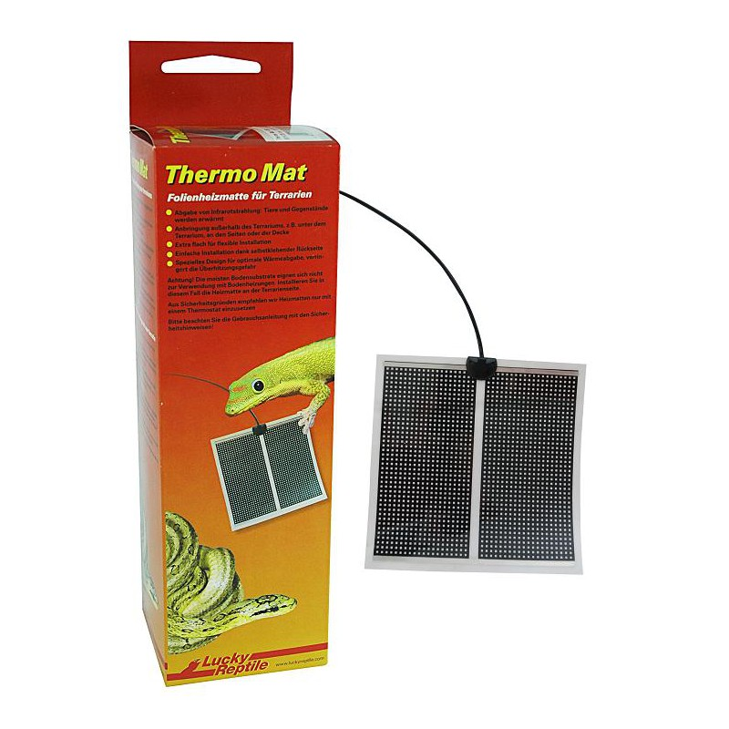 Lucky Reptile Thermo Mat 7W, 15x28 cm