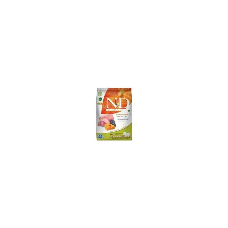 Farmina Pet Foods - N&D N&D GF Pumpkin DOG Adult Mini Boar & Apple 7 kg
