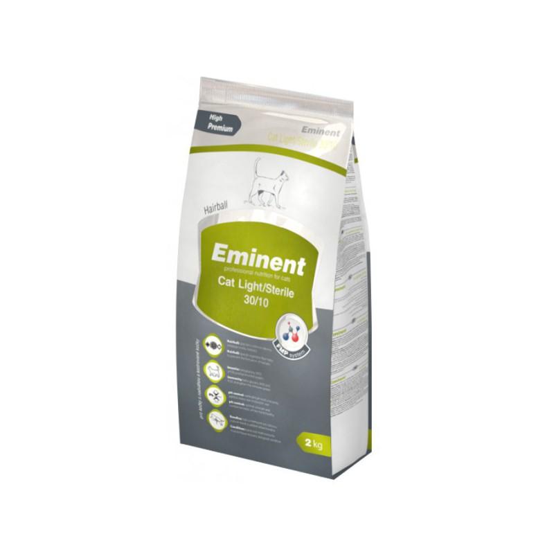 Tekro s.r.o. Eminent Cat Light Sterile 2 kg