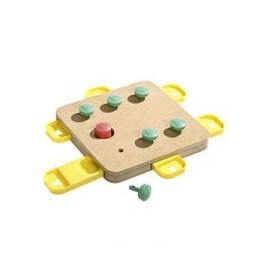 Karlie-Flamingo Interaktivní hračka pro psy CUBE 32x32x5cm