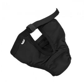 Kalhotky hárací Hurtta Outdoors Breezy S černé