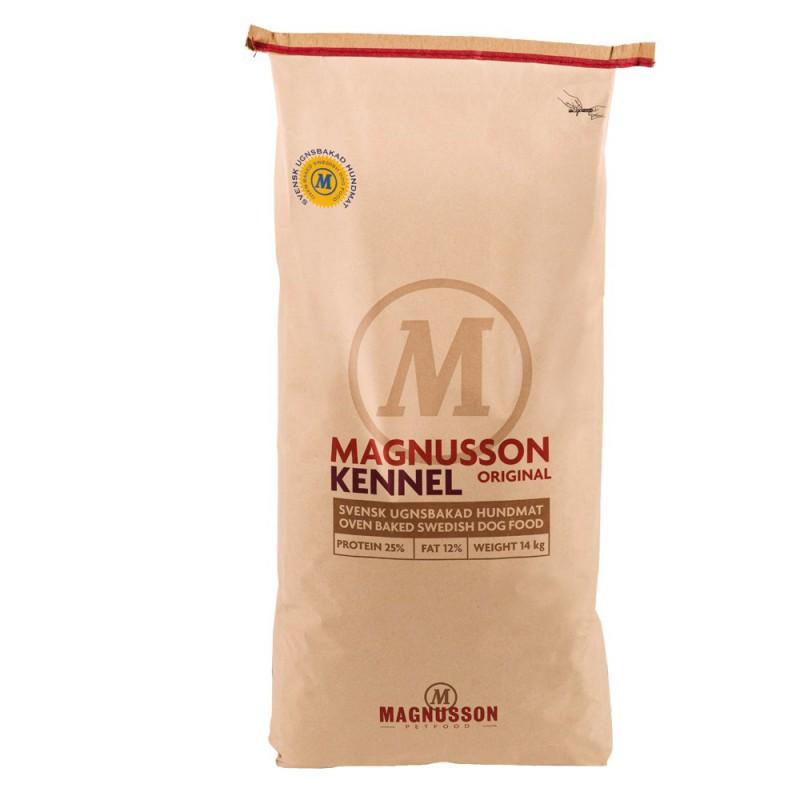 Magnusson Petfood AB Magnusson Original Kennel 14 kg