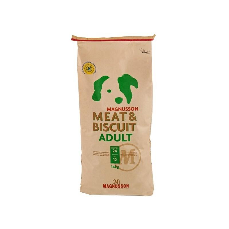 Magnusson Petfood AB Magnusson Meat&Biscuit Adult 2 kg