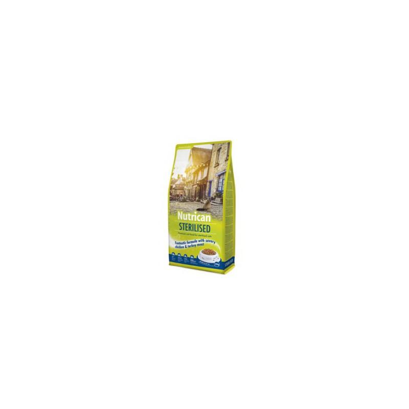 Canvit s.r.o. krmivo NutriCan Cat Sterilised 2 kg