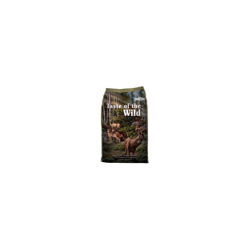 Taste of the Wild +Primordial Taste of the Wild Pine Forest 2 kg