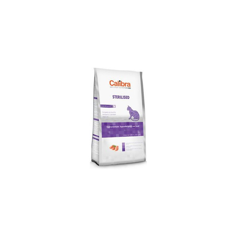 NOVIKO AH - Calibra Superpremium Calibra Cat EN Sterilised 2 kg NEW
