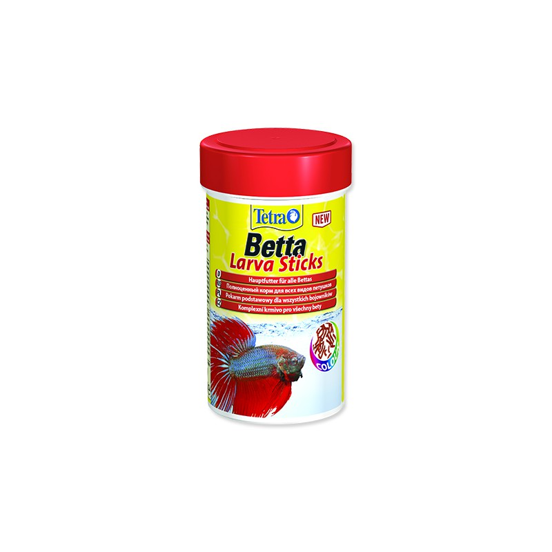 TETRA akvaristika TETRA Betta Larva Sticks 100ml