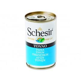 Konzerva SCHESIR Cat tuňák 140g