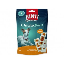 Pochoutka RINTI Chicko Dent Small kuře 50g