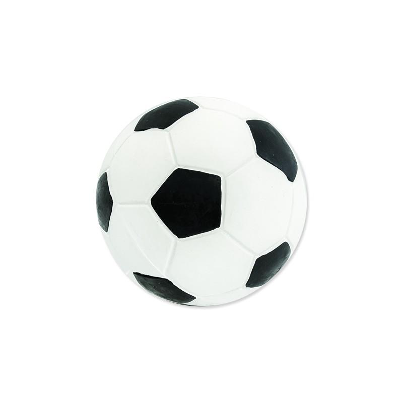 PLAČEK Hračka DOG FANTASY Latex fotbalový míč se zvukem 10 cm 1ks