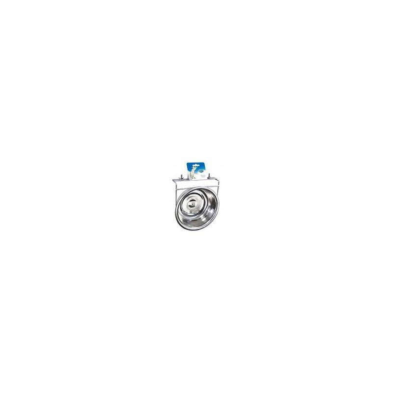 SAMOHYL Miska nerez závěsná se šrouby Duvo+ 20 cm (1,5 l)