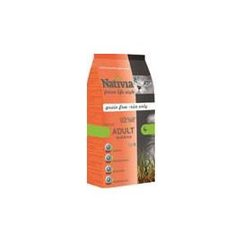 Nativia Cat Adult Hairball Duck&Rice 10 kg