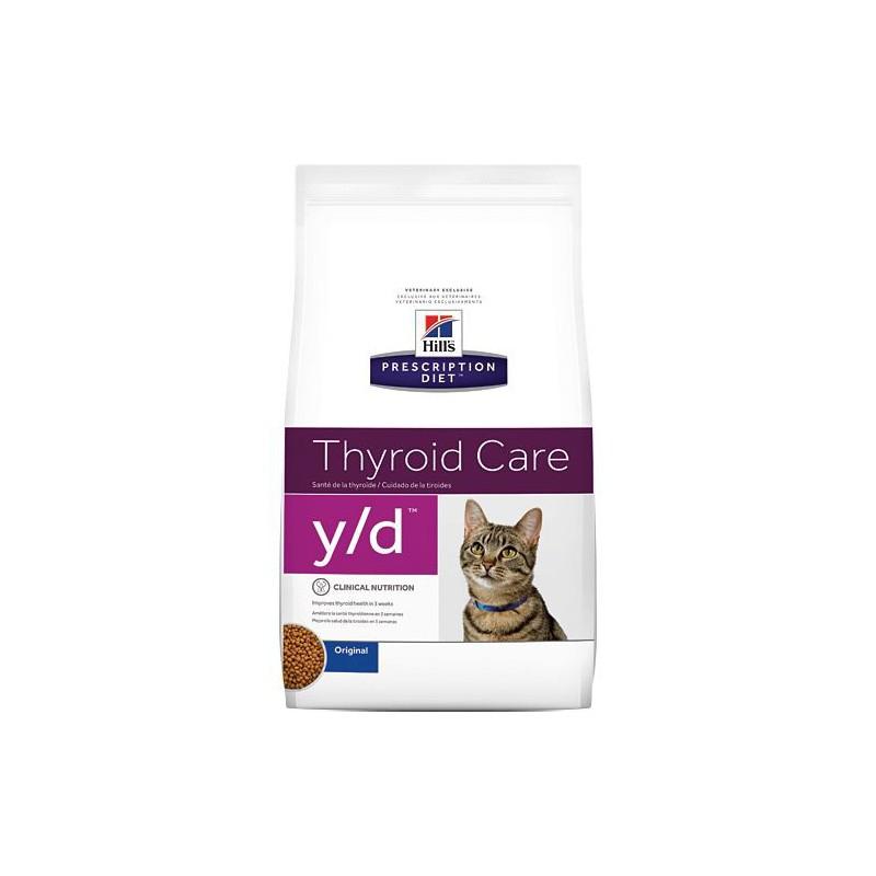 Hill´s Pet Nutrition Hills Fel. Y/D Dry 1,5 kg