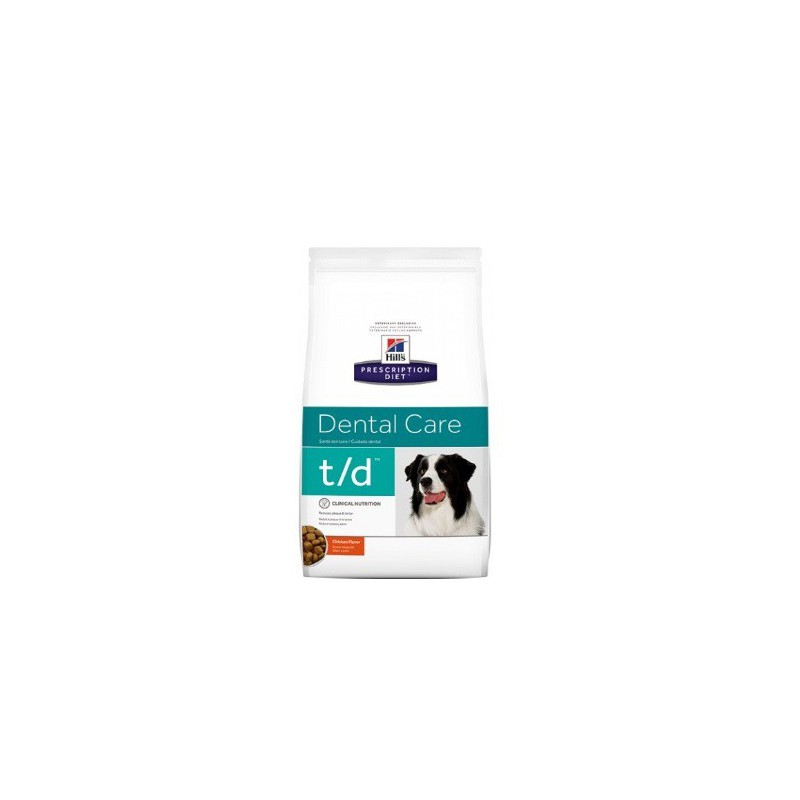 Hill´s Pet Nutrition Hills Can. T/D Dry 3 kg