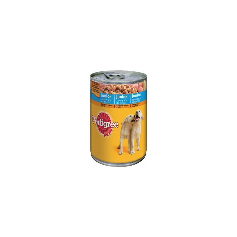 MARS, kom.spol. Pedigree konzerva Junior kuřecí 400 g