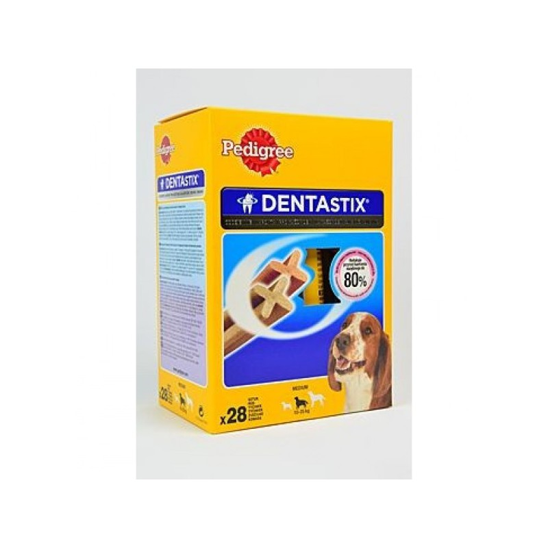 MARS, kom.spol. Pedigree Pochoutka Denta Stix Medium 28 ks 720 g