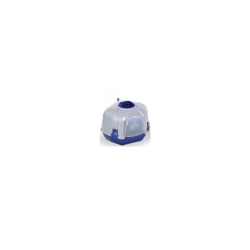 Tommi CZ s.r.o. WC Mega Corner 52 x 59,5 x 44,5 cm bílo-modrá