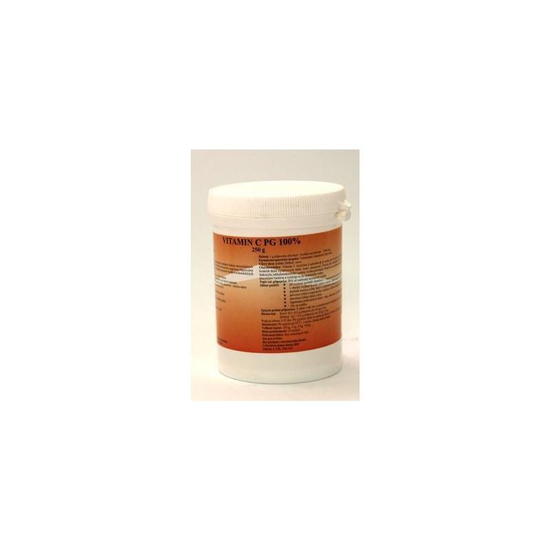 PHARMAGAL s.r.o. Vitamin C PG 100% plv sol 250 g