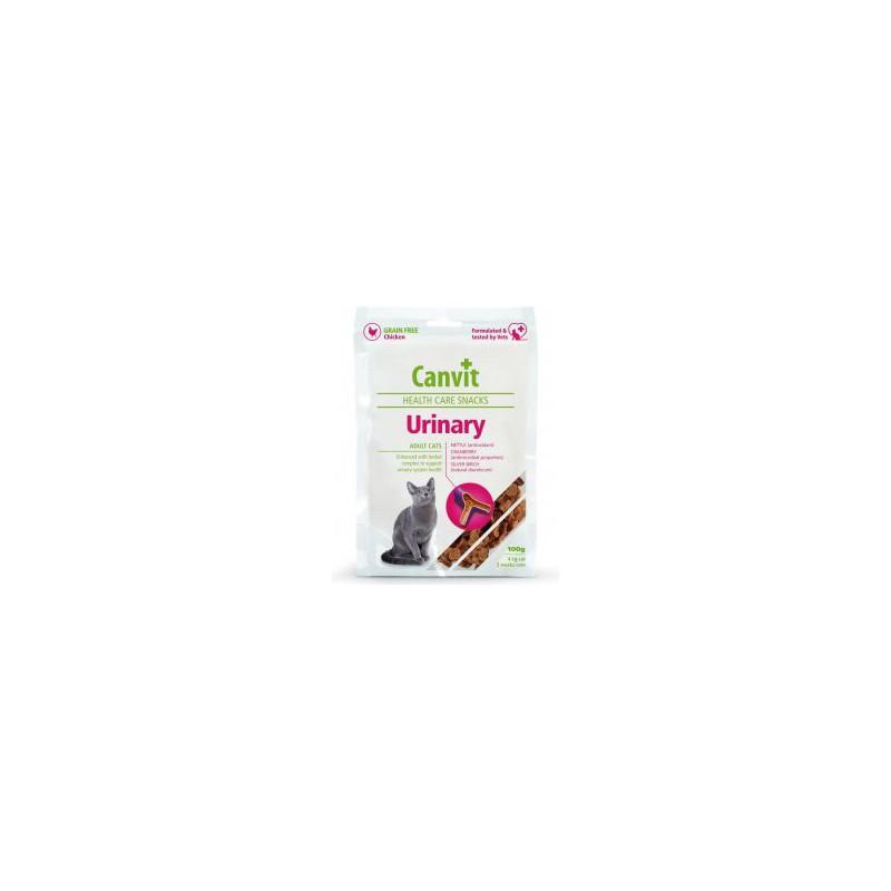 Canvit Snacks NEW Canvit Cat Health Care Snack Urinary 100 g