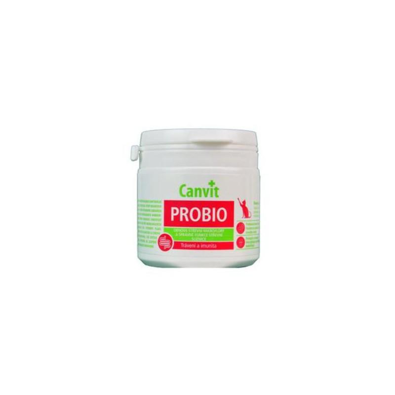 Canvit s.r.o. NEW Canvit Probio pro kočky 100 g plv.