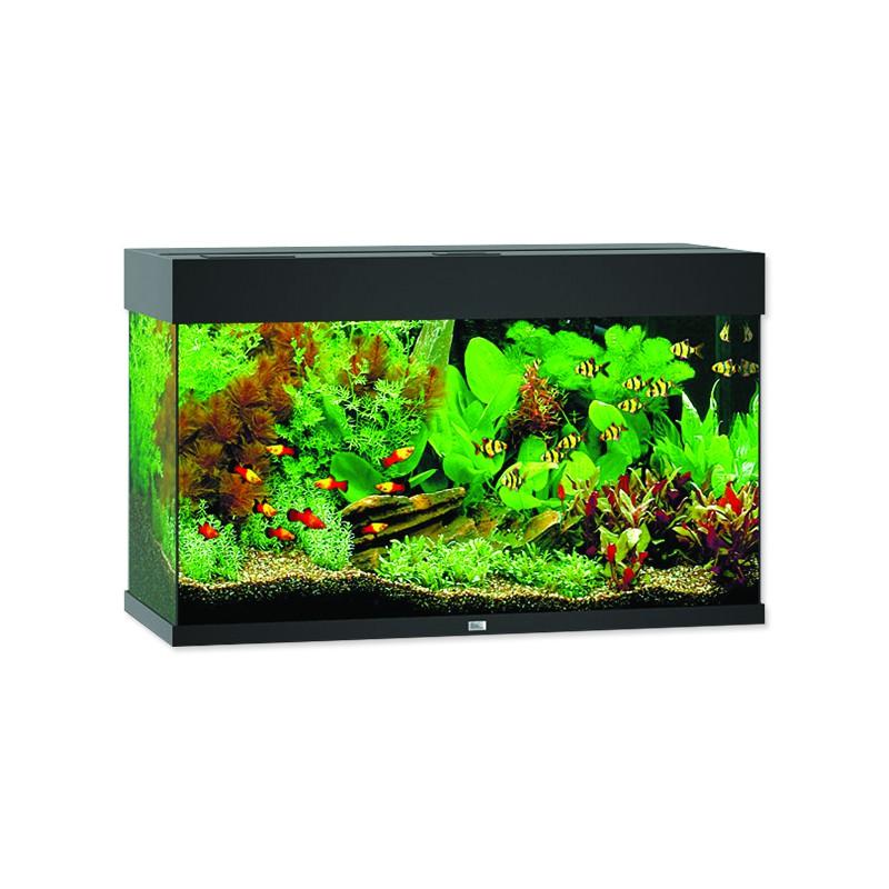 Juwel Akvárium set JUWEL Rio LED 125 černé 125l