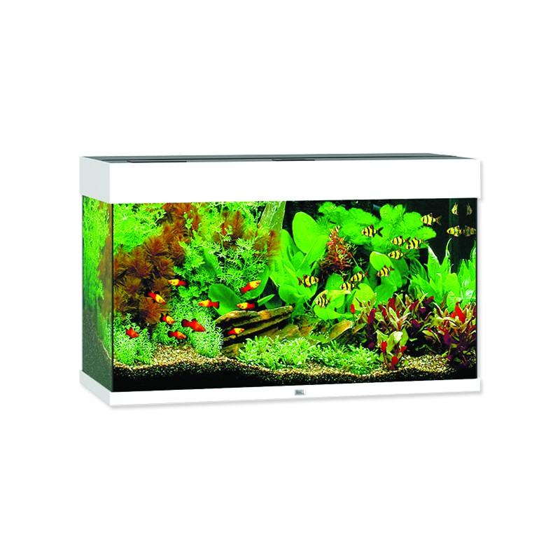 Juwel Akvárium set JUWEL Rio LED 125 bílé 125l