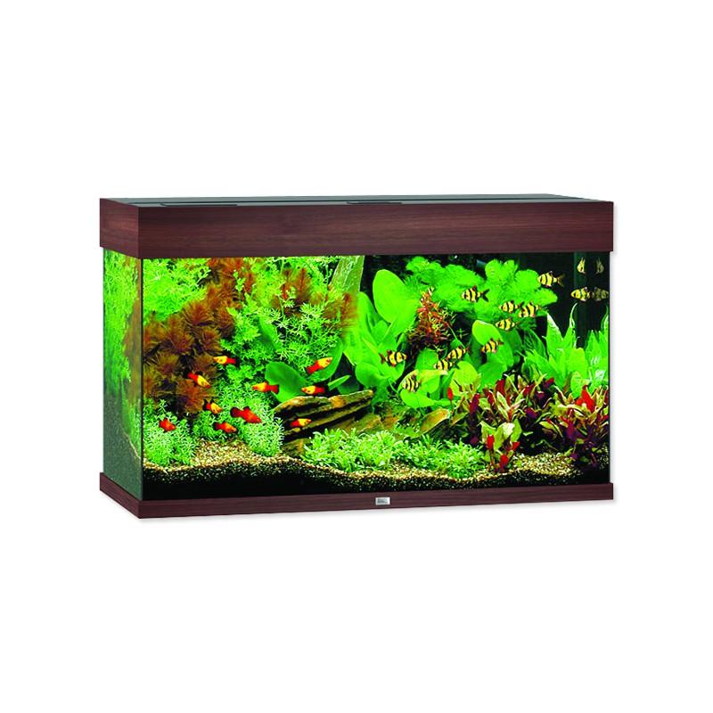 Juwel Akvárium set JUWEL Rio LED 125 tmavě hnědé 125l