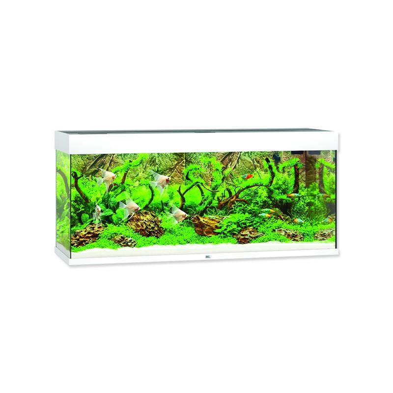 Juwel Akvárium set JUWEL Rio LED 240 bílé 240l
