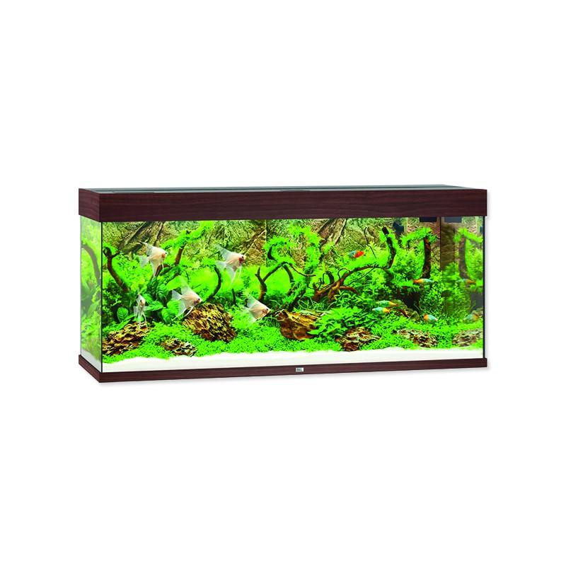 Juwel Akvárium set JUWEL Rio LED 240 tmavě hnědé 240l