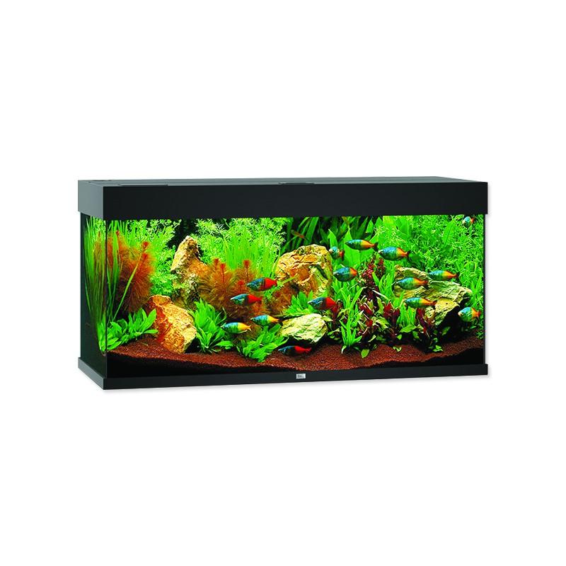 Juwel Akvárium set JUWEL Rio LED 180 černé 180l