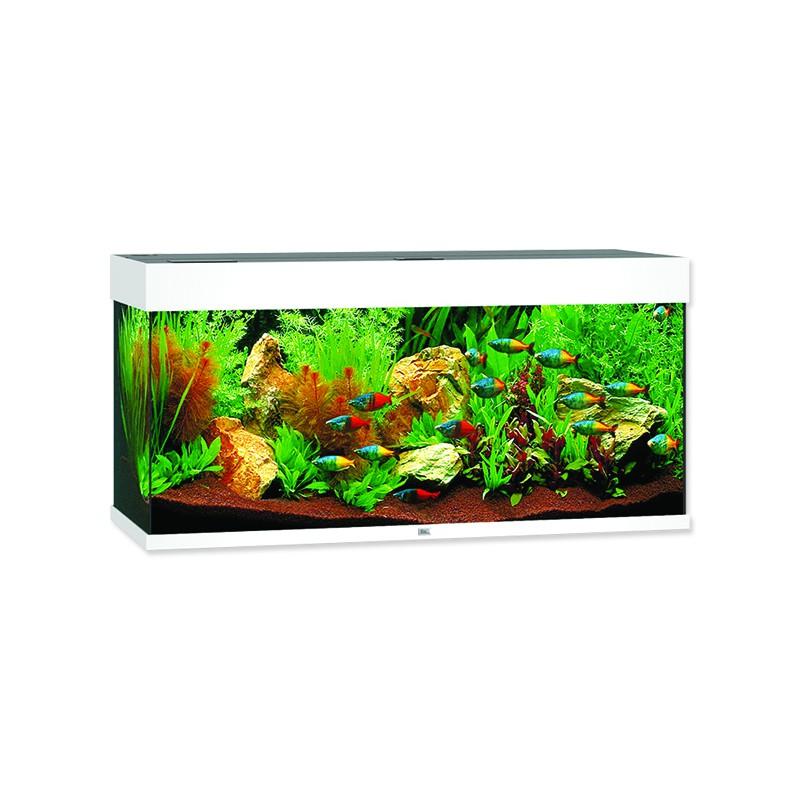 Juwel Akvárium set JUWEL Rio LED 180 bílé 180l
