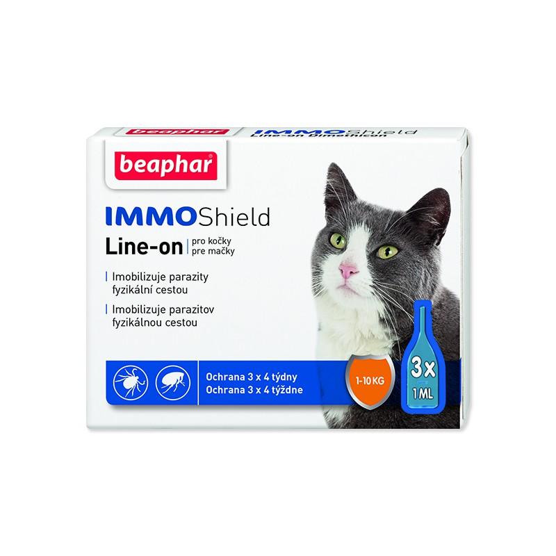 Beaphar BEAPHAR Line-on IMMO Shield pro kočky 3ml