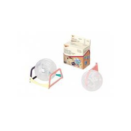 Kolotoč/koule plast Jogging Ball 3v1, EBI prům. 17 cm