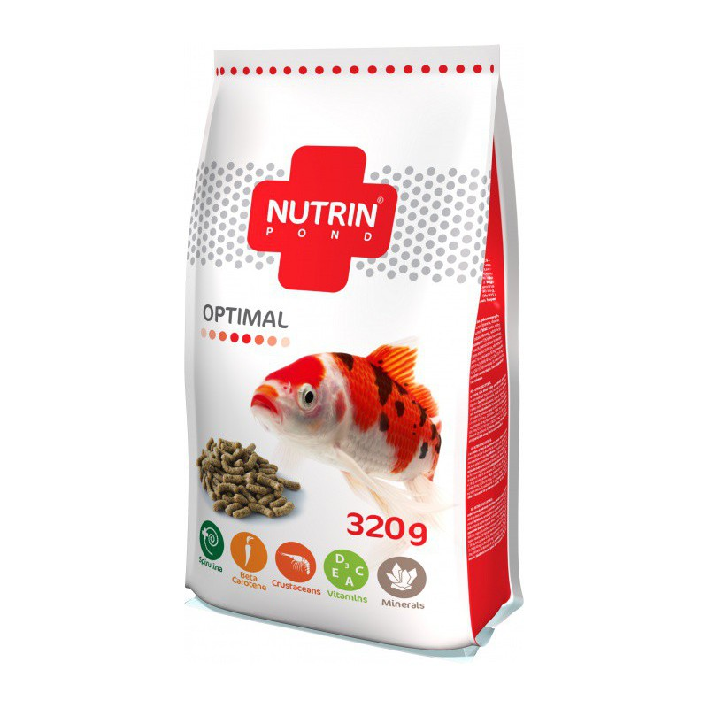 Darwin's pet s.r.o. Nutrin Pond Optimal Kaprovité ryby 320 g