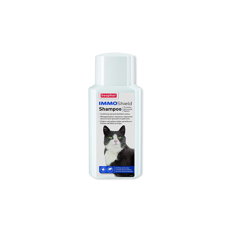 Beaphar Šampon BEAPHAR Cat Immo Shield 200ml