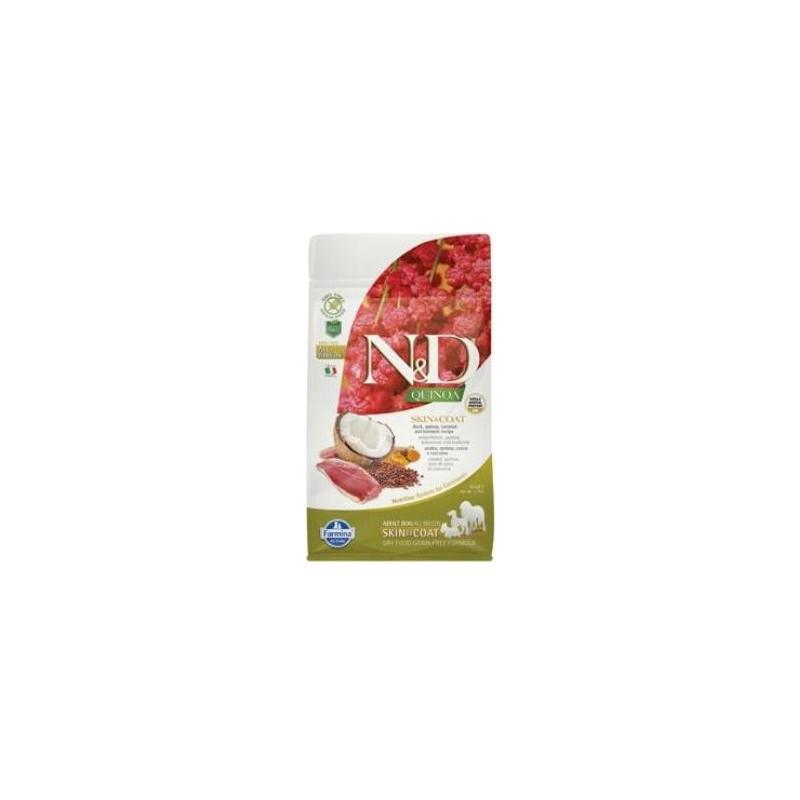 Farmina Pet Foods - N&D N&D GF Quinoa DOG Skin&Coat Duck & Coconut 2,5 kg