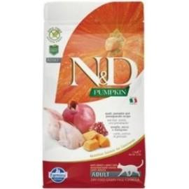 N&D GF Pumpkin CAT Quail & Pomegranate 300 g