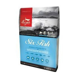 Orijen Dog Six Fish NEW 11,4kg