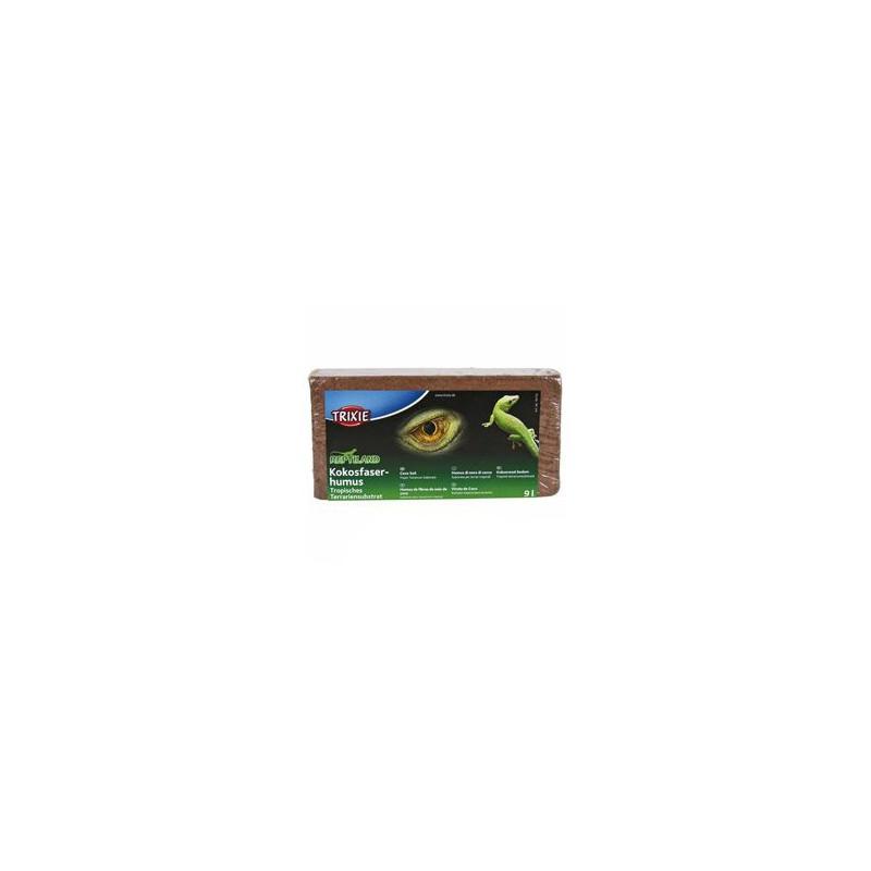 Trixie GmbH a Co.KG Kokosový humus, tropický substrát 9 l TR