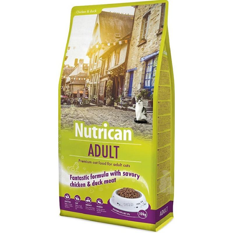 Canvit s.r.o. krmivo NutriCan Cat Adult 2 kg