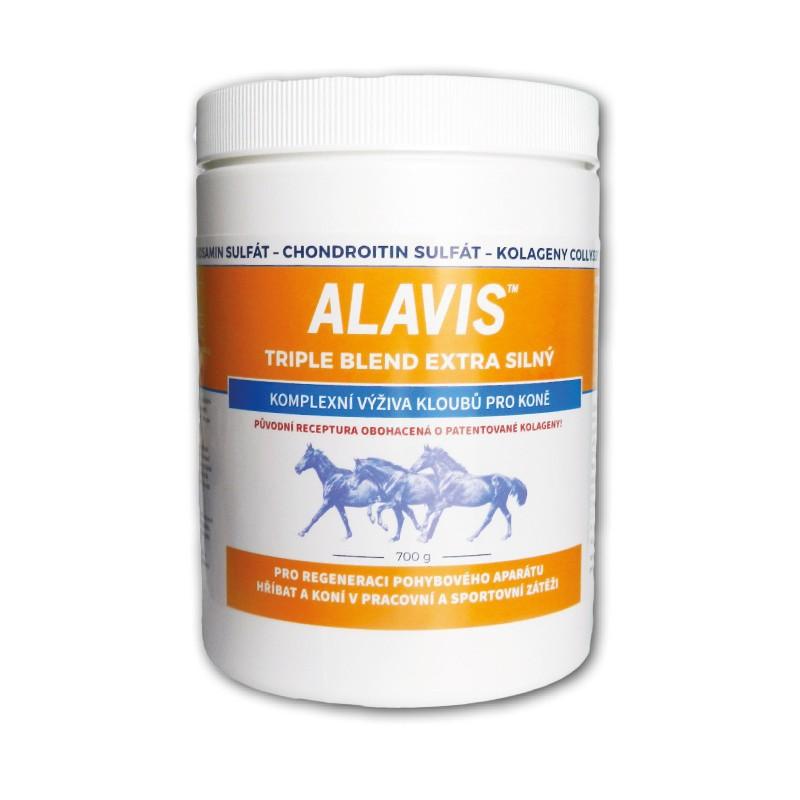 Pharma United Alavis Triple Blend Extra silný pro koně 700 g