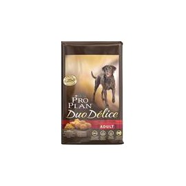 PRO PLAN Dog Adult Duo Délice Beef 10 kg,