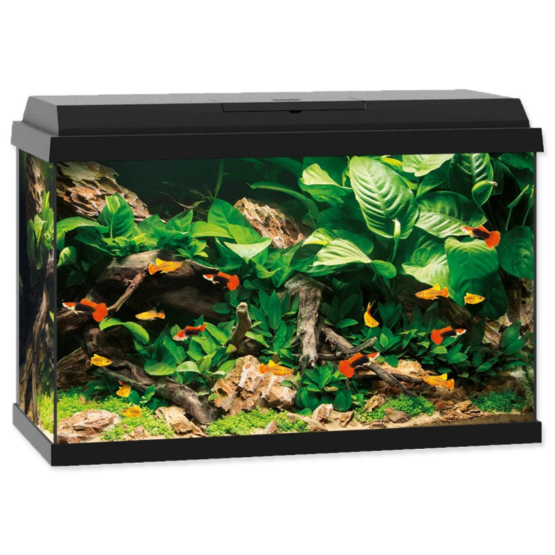 Juwel Akvárium set JUWEL Primo LED 70 černé 70l