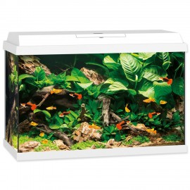 Akvárium set JUWEL Primo LED 70 bílé 70l