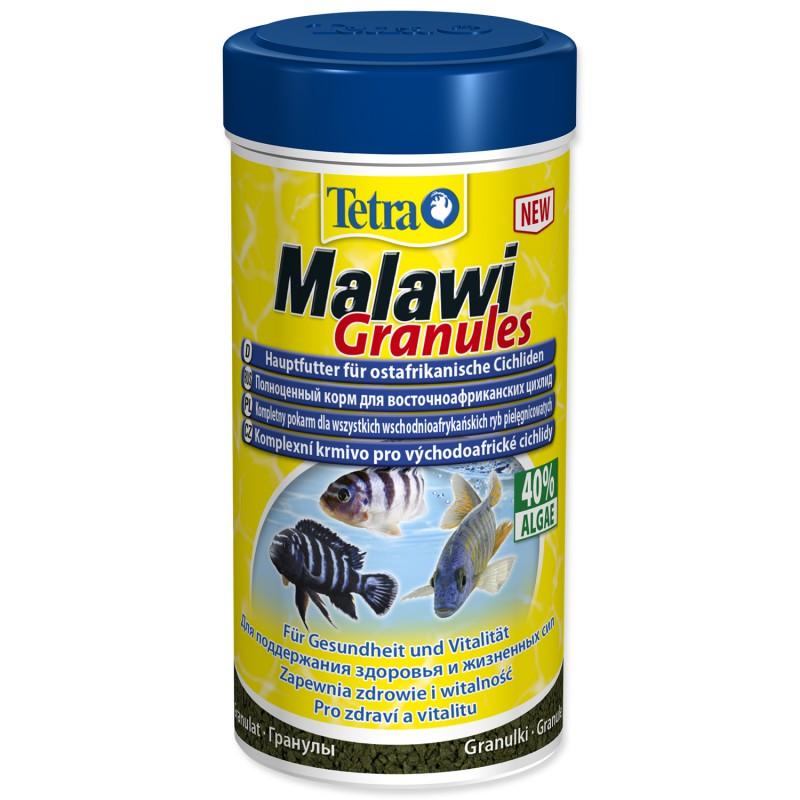 SPECTRUM akvaristika TETRA Malawi Granules 250ml
