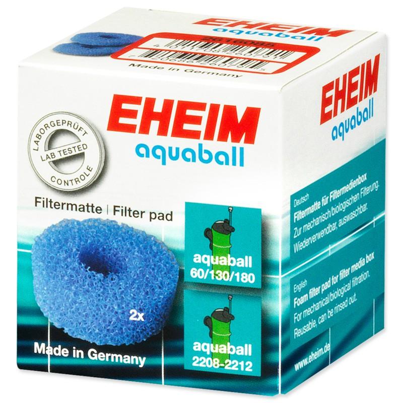 Náplň EHEIM molitan filtrační Aquaball 60/130/180 2ks