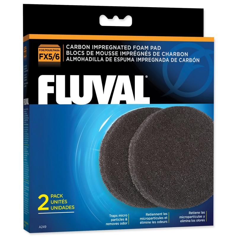 Hagen Náplň carbon molitan FLUVAL FX-4, FX-5, FX-6 1ks
